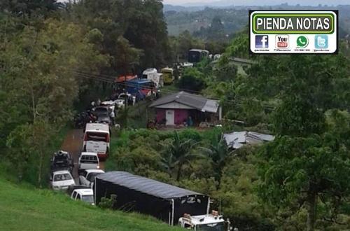 Conflicto interétnico Misak-Nasa se trasladó a la Panamericana