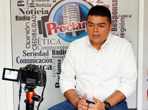 """""""Mi aval es el amor por Miranda"""" Samuel Londoño"""