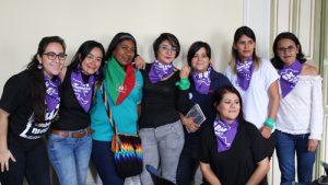 Popayán se unió a la conmemoración del 8M con jornada de lucha femenina