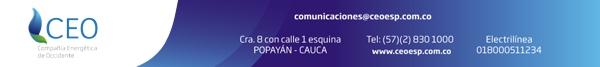 Bloqueo de la vía Panamericana afecta la operación de CEO en el Cauca