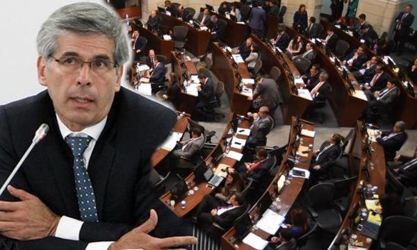 Congresistas que voten a favor las objeciones podrían incurrir en delito