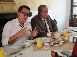 Francisco Pantoja, precandidato a la Gobernación del Cauca