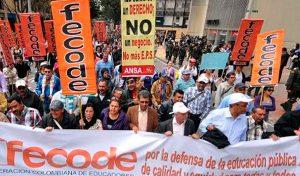 Fecode anuncia nuevo paro nacional