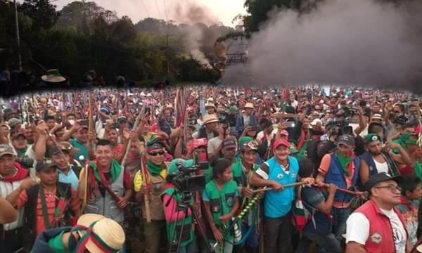 Gobernadores piden diálogo en el Cauca