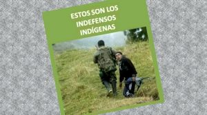 Imagen de hombres armados no tiene relación con la Minga Indígena