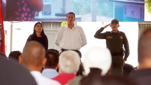 Lo estamos haciendo, transformamos a Santander de Quilichao: Mendoza