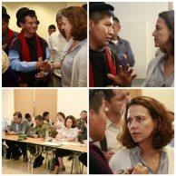 Indígenas Misak acuerdan diálogos sin vías de hecho