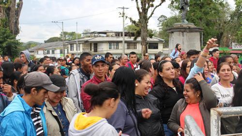 A raíz de las situaciones presentadas producto de la Minga Indígena que se lleva a cabo en el departamento del Cauca desde hace 15 días