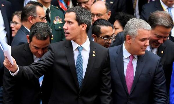 "Se agota el show mediático ""Guaidó-Maduro"""