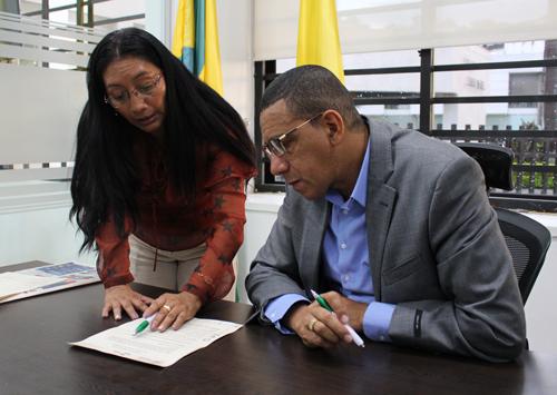 Timbiquireño, nuevo gerente de la Lotería del Cauca