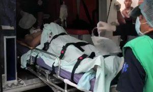 Un muerto y siete heridos en la Panamericana
