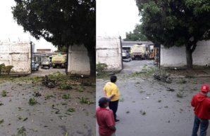 Varios ataques con explosivos se reportaron esta madrugada en Cauca