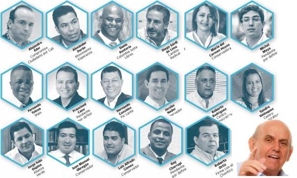 Algo sucede en Cali: hay inundación de candidatos a la Alcaldía