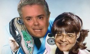 El Súper Agente 86… Colombiano