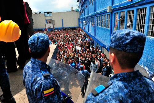 Investigan al INPEC por presunta fuga de presos que iban a cárcel de Miranda