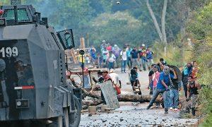 Indígenas piden redistribución de tierras como acción urgente