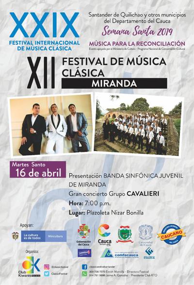 Programación Municipio de Miranda