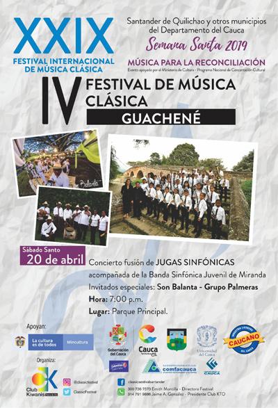 ¡Vive el Festival Internacional de Música Clásica que regresa para encantar a propios y visitantes!