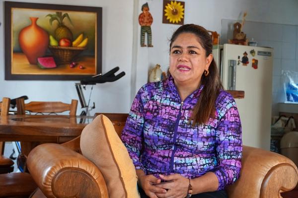 Jenny Rosalba Hernández Sandoval
