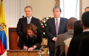 Una caloteña es la Embajadora de Colombia en Marruecos