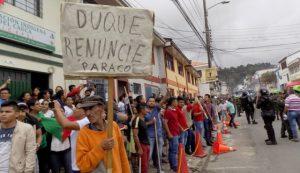 La Popayán que fue y los bloqueos anuales