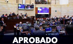 Aprobado el Plan de Desarrollo en el Congreso