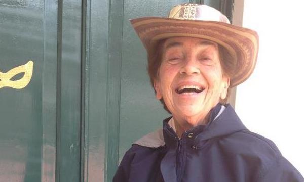 Falleció Alina Mosquera Chaux