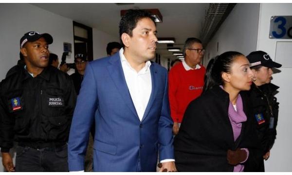 Fue ilegal captura de exfiscal JEP Carlos Bermeo