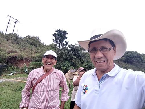 En el caso del municipio de Caloto, le llegó su oportunidad con un hombre humilde