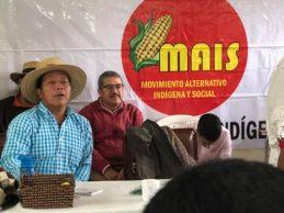 Indígenas del Cauca ya tienen candidato a la Gobernación