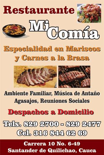 Restaurante Mi Comía