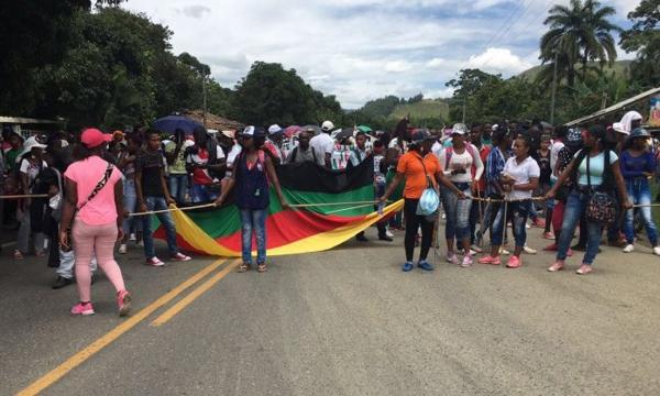 Las organizaciones del pueblo negro del Norte del Cauca