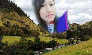 Repudio por crimen de una niña Misak