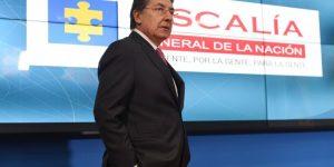 Renunció el fiscal Martínez Neira