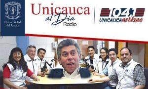 Unicauca al Día Radio entrevistó a Daniel Coronell