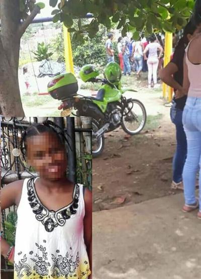 ¡Más dolor en Quilichao por asesinato de una niña!