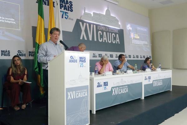ANDI Seccional Cauca realizó XVI Asamblea en Quilichao