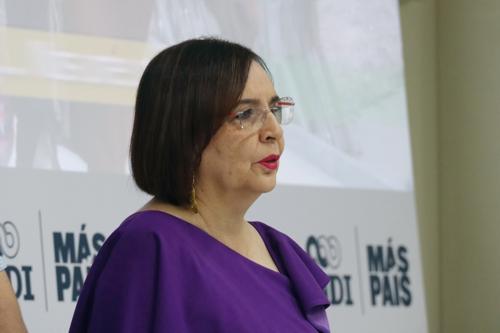 Yolanda Lucía Garcés Mazorra, gerente seccional ANDI