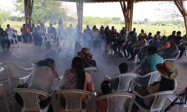 Adolescente indígena murió en desalojo de finca