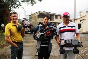 Automodelismo, velocidad a control remoto se toma a Popayán