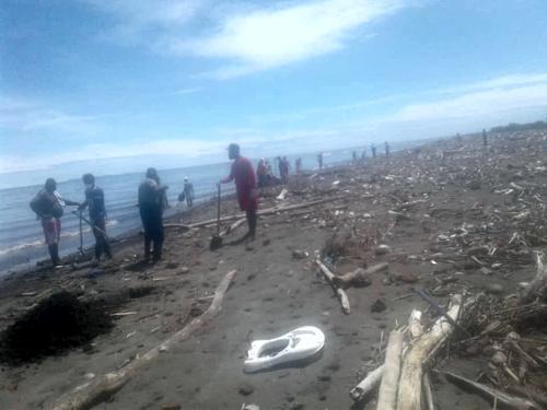 Catástrofe ambiental en Timbiquí