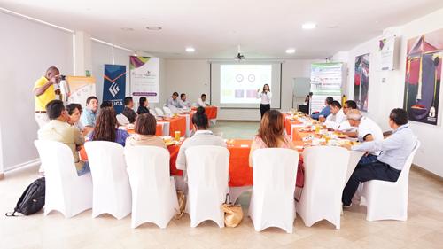 Crecimiento empresarial rural para el norte del Cauca