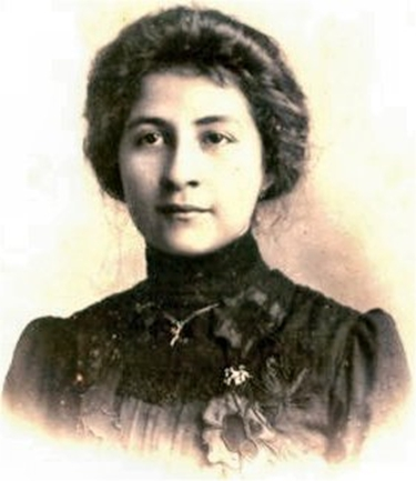 Clotilde García Borrero, feminista colombiana