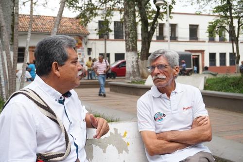conciliar las diferentes visiones de desarrollo: Muñoz Coronado