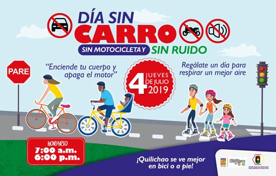 Día Sin Carro, Sin Moto y Sin Ruido