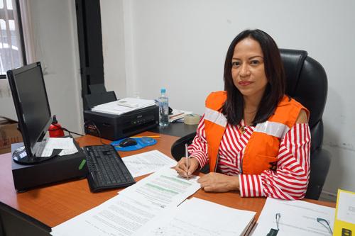 Marlen Ramírez Fernández, secretaria de Movilidad de Santander de Quilichao