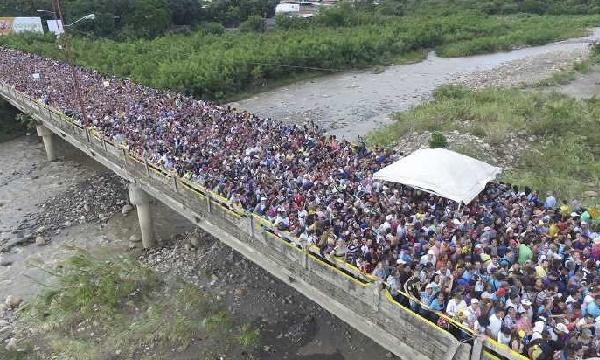 Los venezolanos