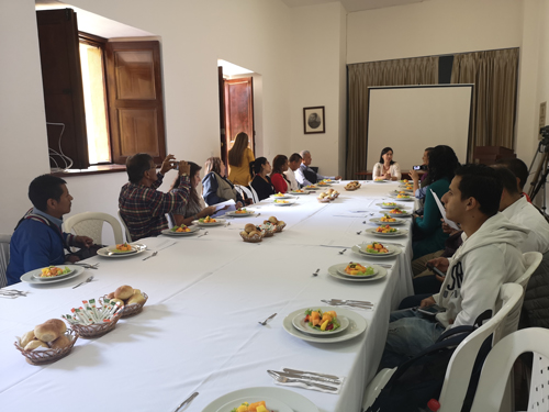 Renuncia secretaria de Educación del Cauca