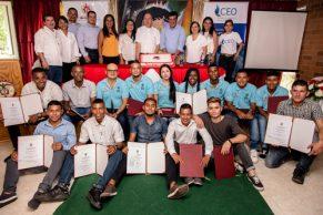Se graduaron en Santander de Quilichao nuevos Técnicos Electricistas