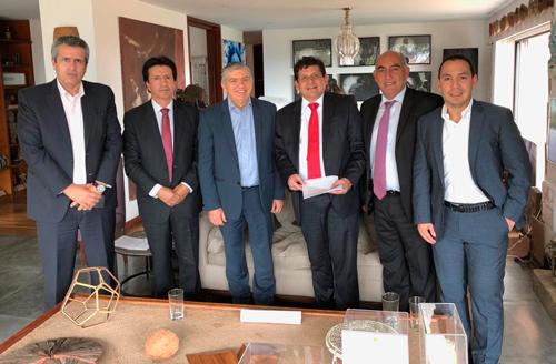 Partido Liberal entregó avales en el Cauca